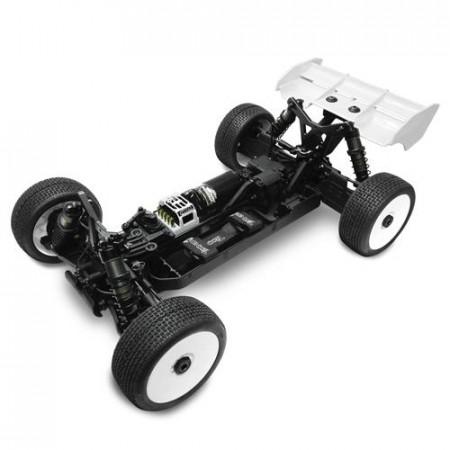 1/8 buggy race