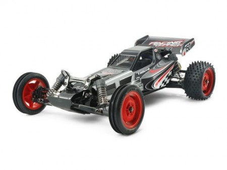 DT-03 BLACK EDITION RACING BODY #84435