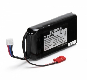 Transmitter Battery Li-Fe 6.6V 2100mAh V2