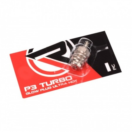 RUDDOG P3 Turbo Glow Plug (Ultra Hot) 1pc