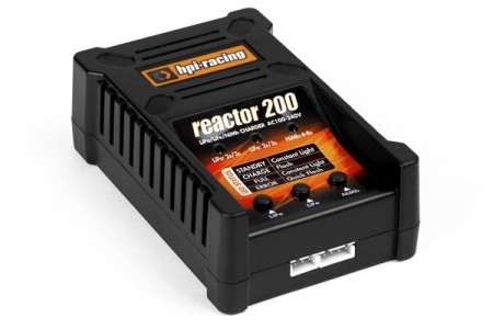 HPI Reactor 200 LiPo/NiMh Lader 2-3s 16W