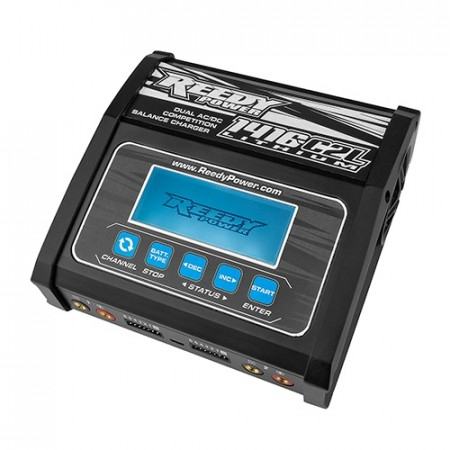 Reedy 1416-C2L Dual AC/DC Competition Balance Charger