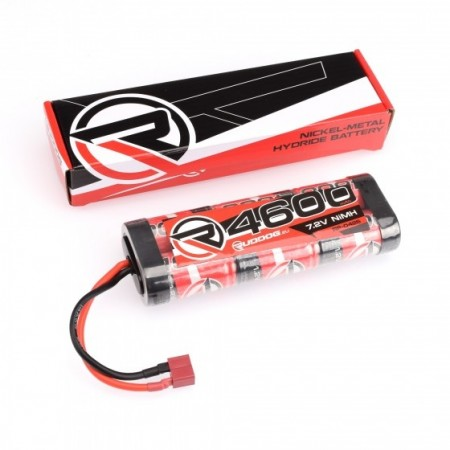 4600mAh 7.2V NiMH Stick Pack with T-Style Plug