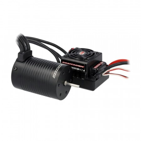 RAZER TEN BRUSHLESS MOTOR & ESC COMBO 60A 4000KV