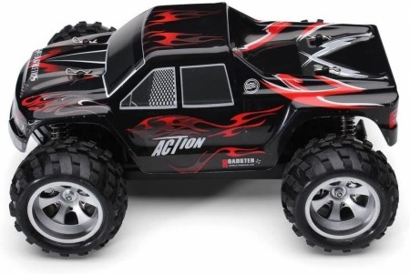 1:18 R/C 4WD WL Toys Truck 50km RTR