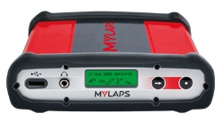 MyLaps RC4 Decoder with cabling