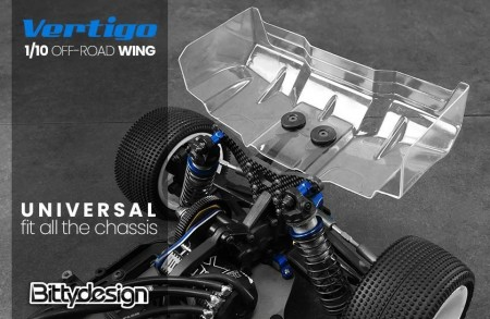 Vertigo 1/10 Off-Road 1mm wing set (2pcs)