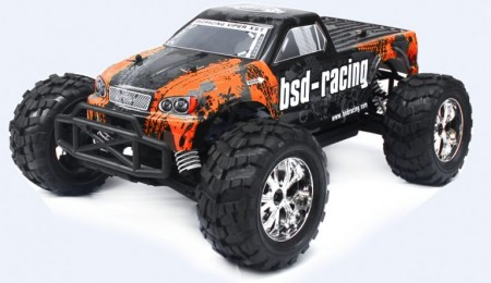 BSD 1/10 MONSTER TRUCK BRUSHED