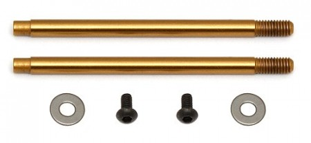 3x27.5 mm Shock Shafts (V2), TiN
