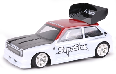 SupaStox Hot Hatch Type TS