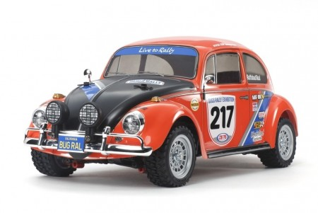 1/10 VW Beetle Rally - MF-01X Kit